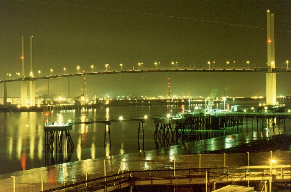Dartford Bridge - 26th November 1996