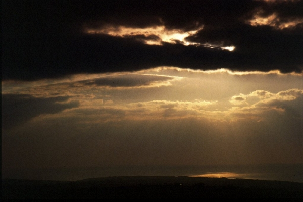 Sky Light - Aberystwyth Coast Line