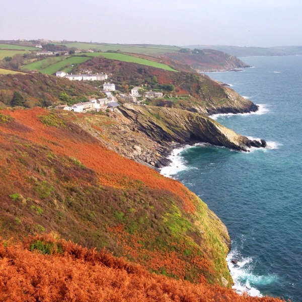 Portloe and the Cornish Coast