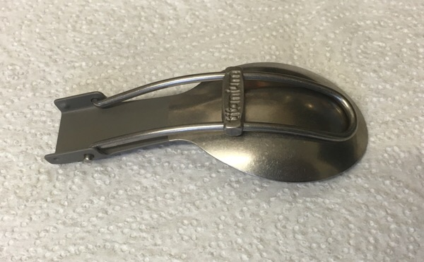 Aplkit Folding Titanium Spoon