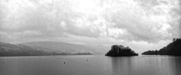 A rainy afternoon at Loch Tay - Kenmore