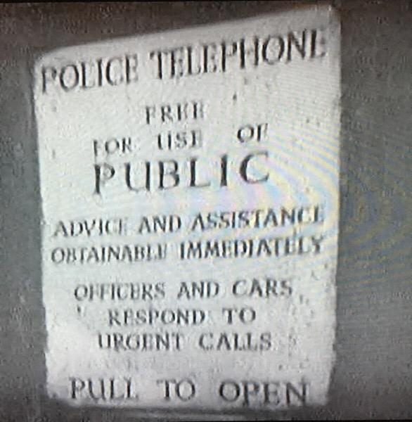 The TARDIS 23 November 1963