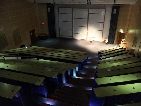 Lecture room - Heriot Watt University