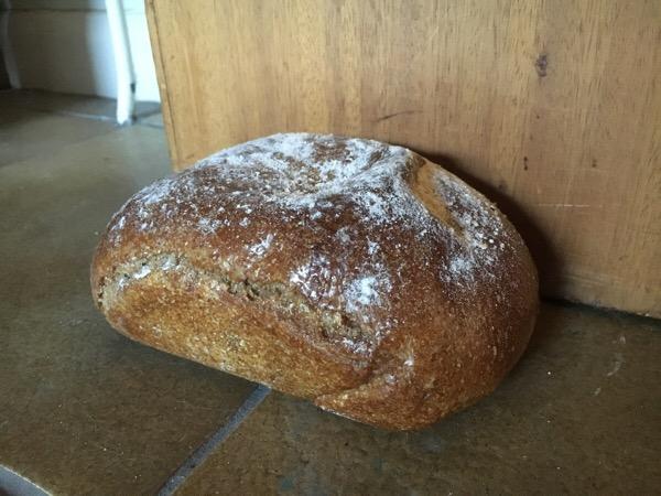 Bread - door stop