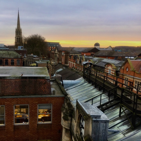 Shortest day of the year - Lincoln