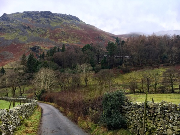 Approach to Helm Crag