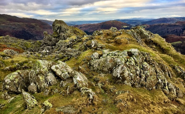 Summit of Helm Crag