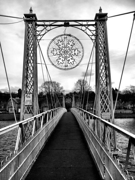 Bridge over the River Ness