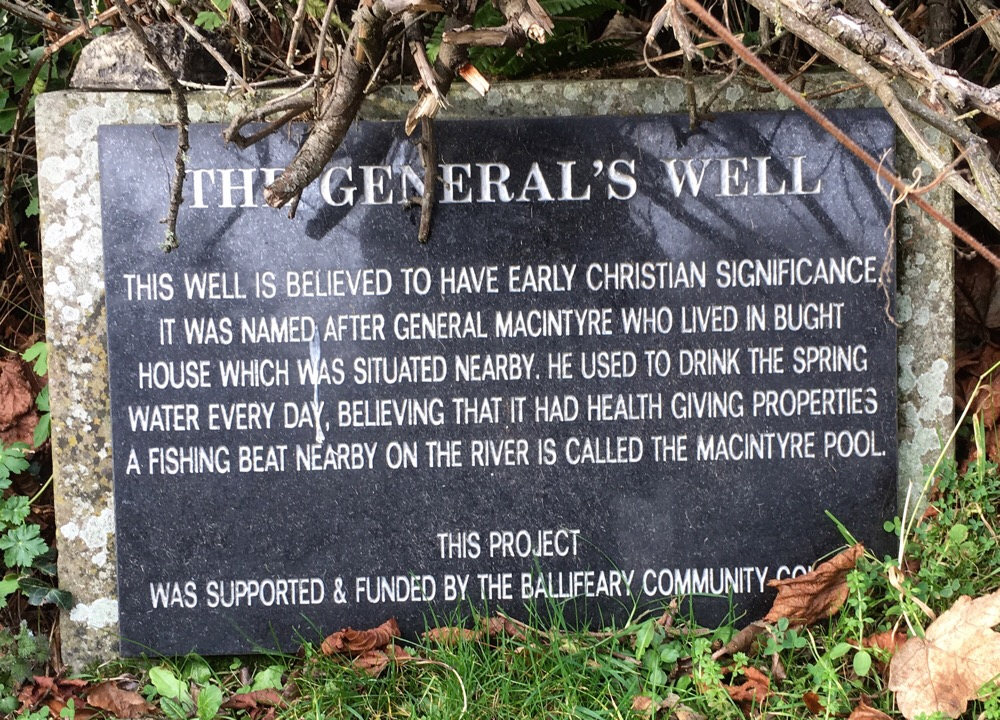 The General's Well Inverness