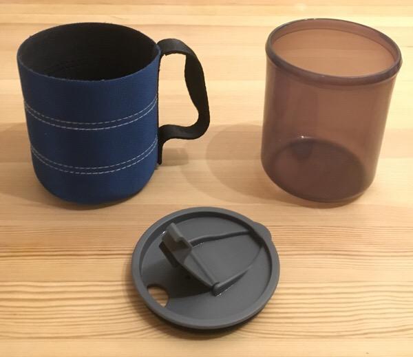 GSI Infinity Bacpacker mug