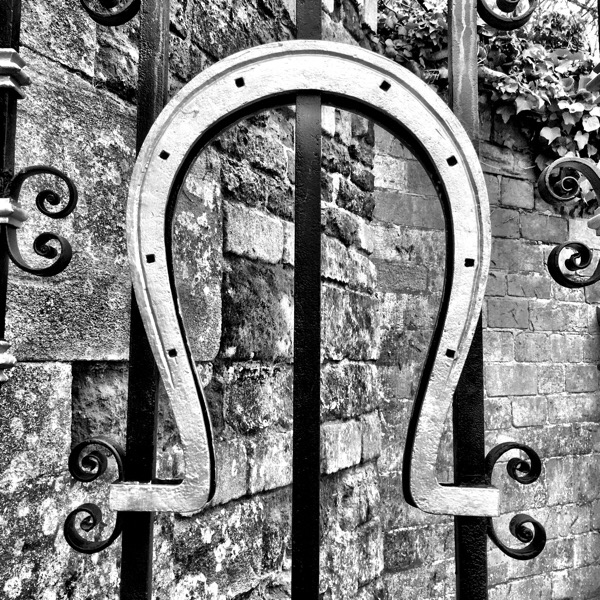 Oakham Castle Gates