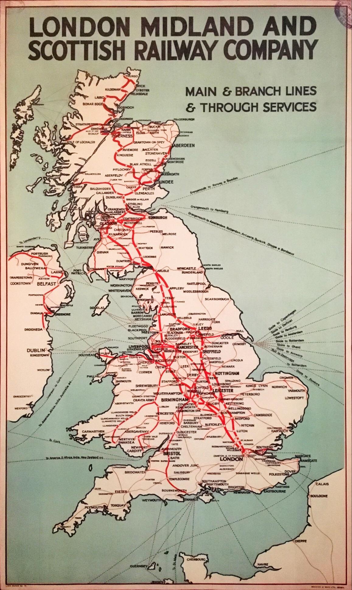 London Midland and Scottish Railway Company