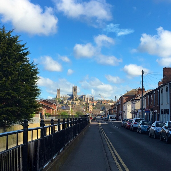 Lincoln this morning