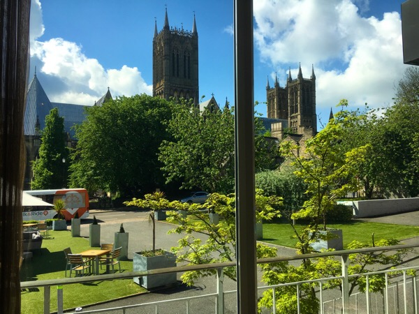 Lincoln Minster from The Lincoln Hotel