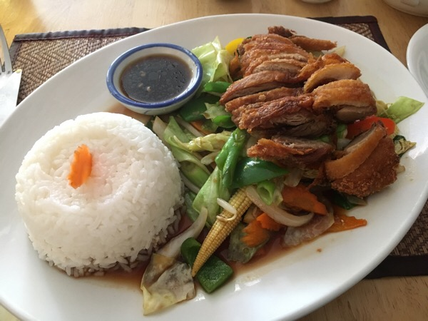 Miss Ying Thai food cafe in Dingwall