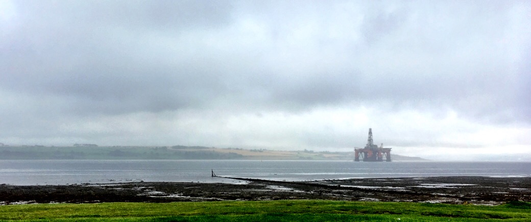 Cromarty Firth from Invergordon