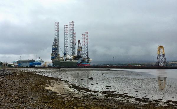 Invergordon Docks
