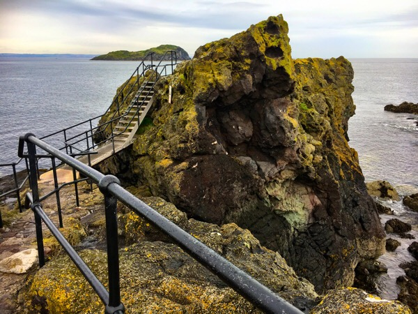 North Berwick coast walk