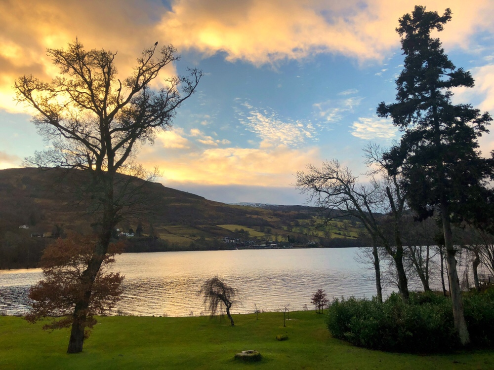 The view from my cottage - Kenmore Club