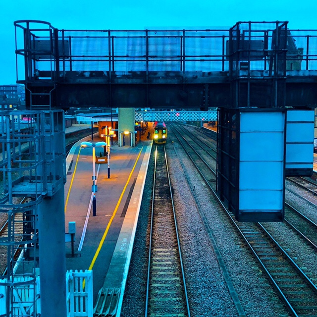 Early morning Lincoln Station