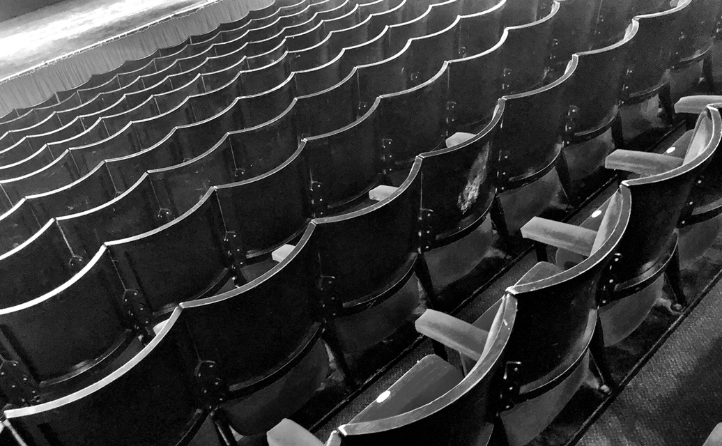 Theatre Royal Lincoln seats