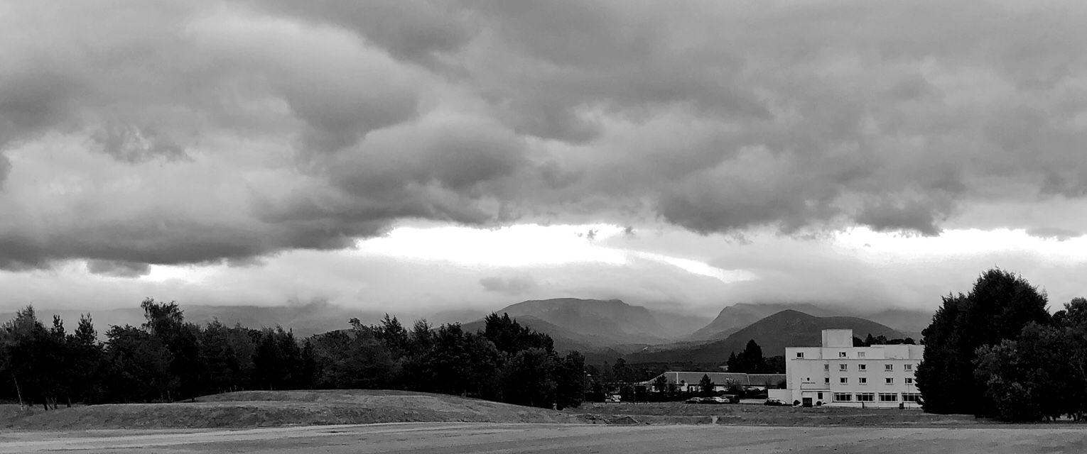 Aviemore and the Cairngorm Mountains