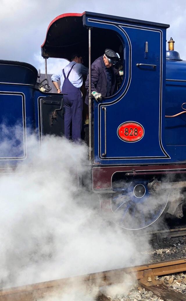 The Strathspey Railway