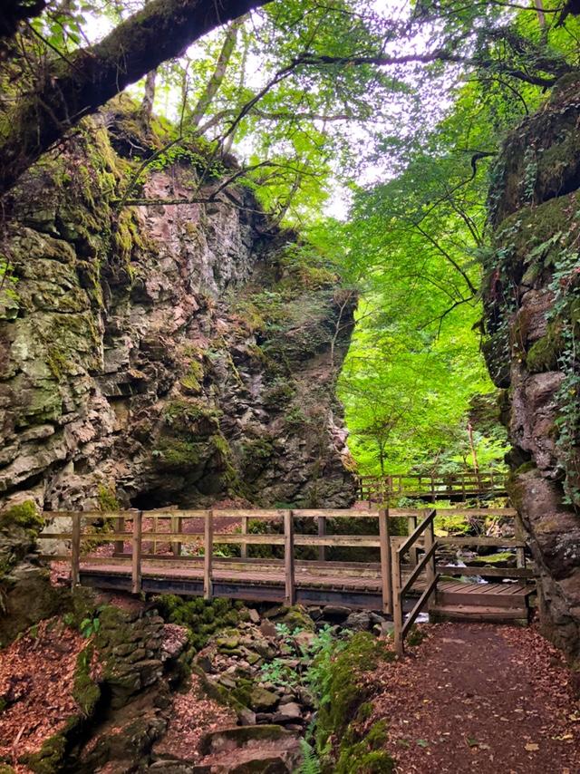 Big Burn Walk and Falls - Golspie