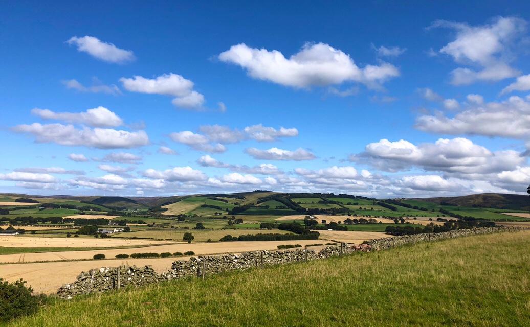 Walking - Lauder Scottish Borders
