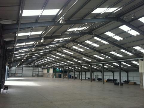 National Hamfest - empty hall