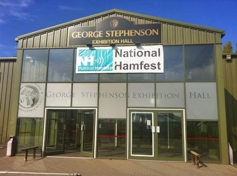 Newark Showground - George Stephenson Hall